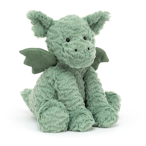 Jellycat Fuddlewuddle Dragon Medium