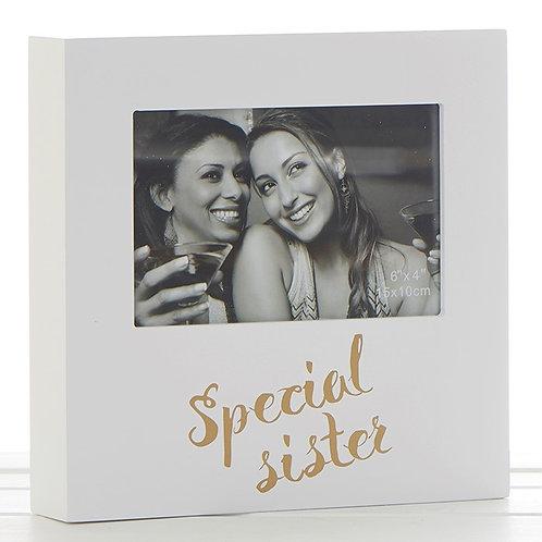 Special Sister Frame