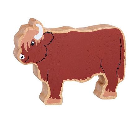 Lanka Kade Natural Brown Highland Cow
