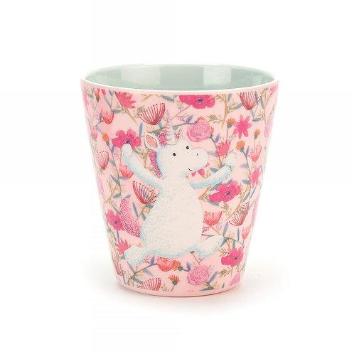 Jellycat Unicorn Dreams Melamine Cup