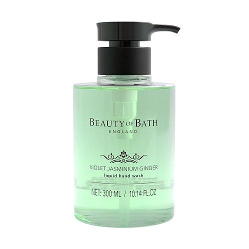 Beauty of Bath Liquid Hand Wash - Violet Jasminium Ginger