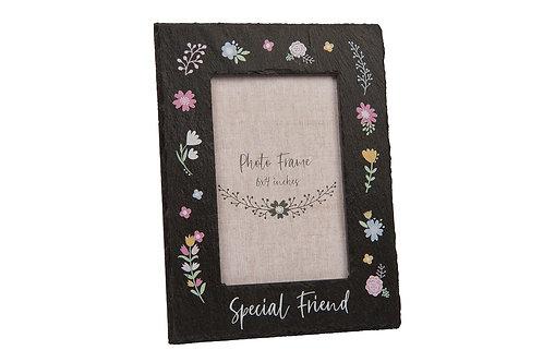 Slate Special Friend Frame