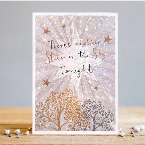 Another Star In the Sky Tonight Card