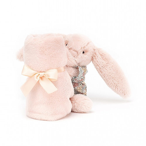 Jellycat Bedtime Blossom Blush Bunny Soother