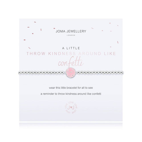 Joma A Little Throw Kindness Around Like Confetti Bracelet