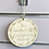 Thumbnail: How Wonderful Life Is Wooden Hanging Sign