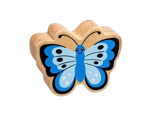 Lanka Kade Natural Blue Butterfly
