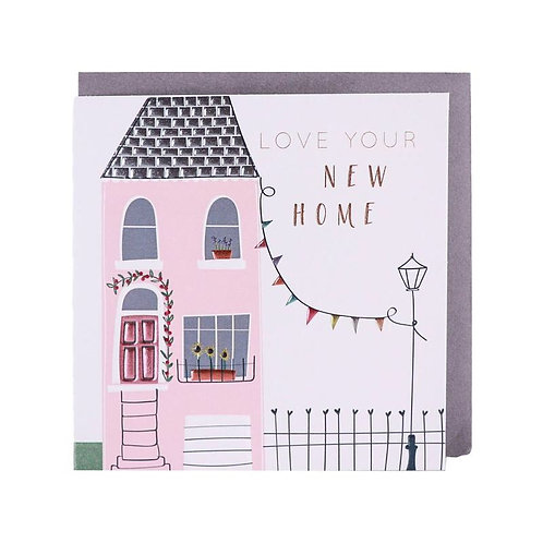 Love New Home Card