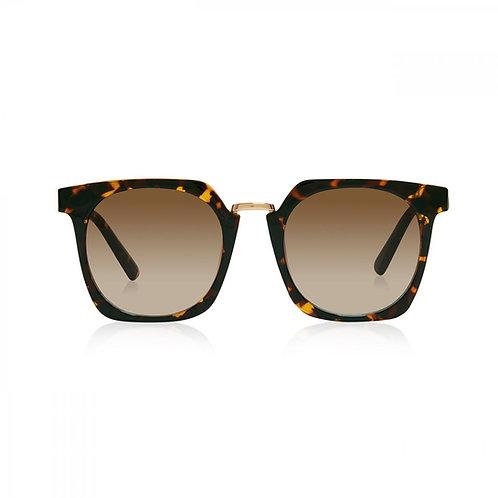 Katie Loxton Riviera Sunglasses - Tortoiseshell