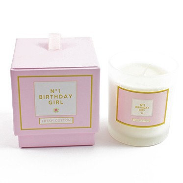 Birthday Girl Scented Candle