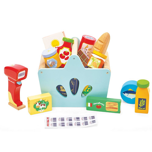 Le Toy Van Grocery Set and Scanner