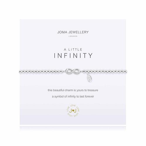 Joma A Little Infinity Bracelet