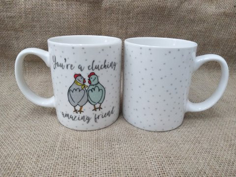 Chicken Friends Mug