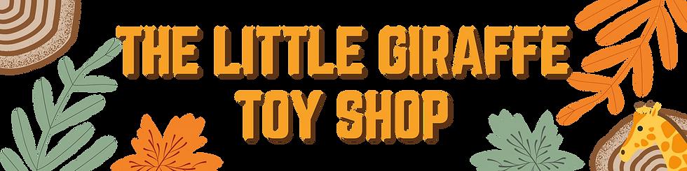 little giraffe toy shop