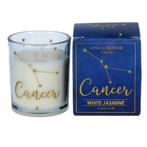 Cancer Zodiac Sign Candle