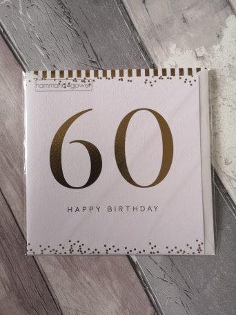 60 - Happy Birthday