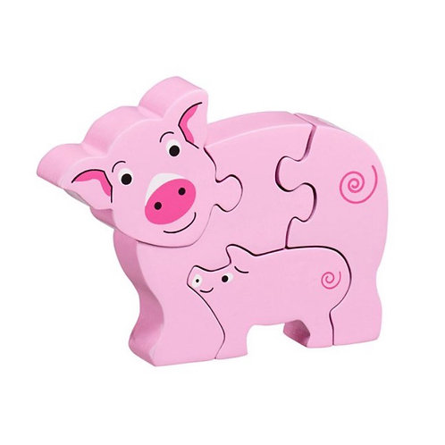 Lanka Kade Pig and Piglet Jigsaw
