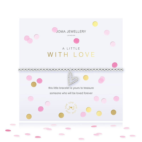 Joma A Little With Love Bracelet With Confetti