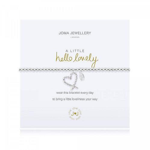 Joma A Little Hello Lovely Bacelet