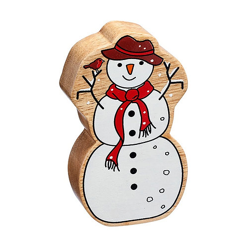 Lanka Kade Natural White Snowman