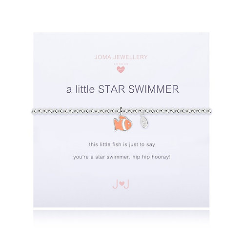 Joma Girls A Little Star Swimmer Bracelet
