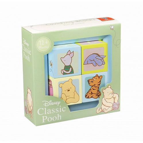 Orange Tree Classic Pooh Counting Blocks