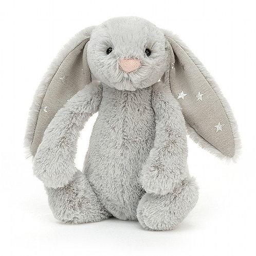 Jellycat Bashful Shimmer Bunny Small