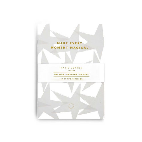 Katie Loxton Make Every Moment Magical Duo Notebooks