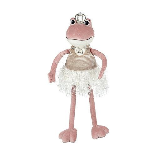 Pink Tutu Frog