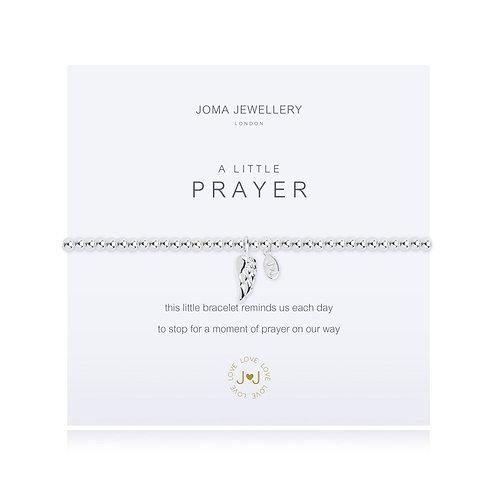 Joma A Little Prayer Bracelet