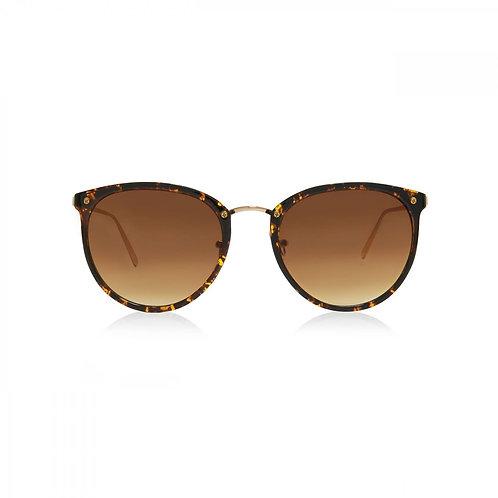 Katie Loxton Santorini Sunglasses -Tortoiseshell