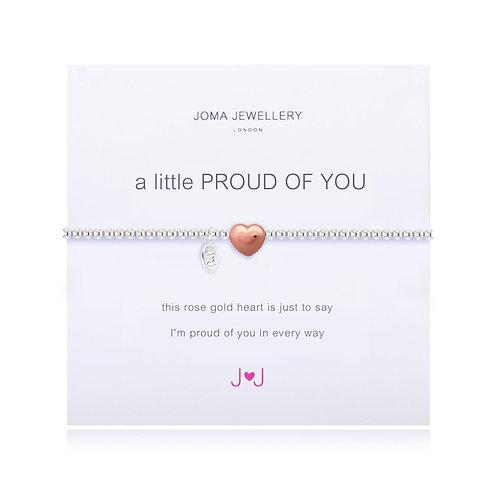 Joma A Little Proud Of You Bracelet