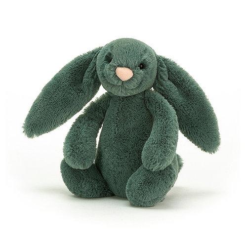 Jellycat Bashful Forest Bunny SMALL
