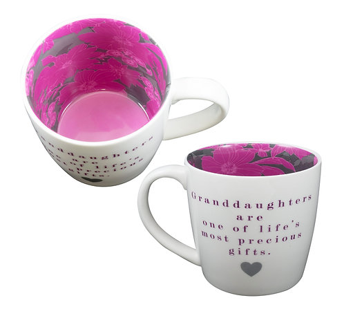 Granddaughter Inside Out Mug