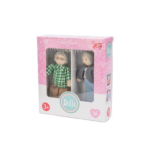 Le Toy Van Grandparent Dolls