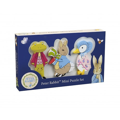 Orange Tree Peter Rabbit Mini Puzzle Set