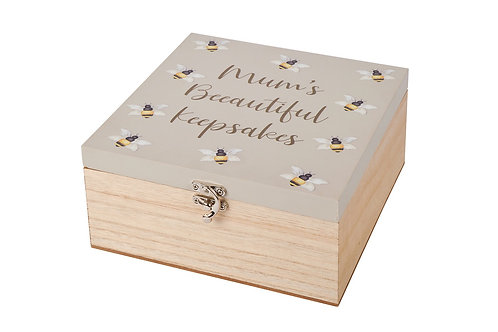 Mum Beeautiful Keepsake Box
