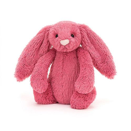 Jellycat Bashful Cerise Bunny Small
