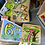 Thumbnail: Hape Counting Animals Wooden Board Book