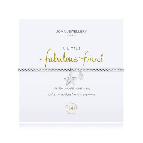 Joma A Little Fabulous Friend Bracelet