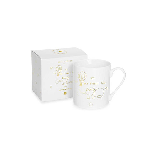 Katie Loxton Hot Air Balloon My First Mug