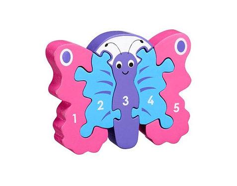 Lanka Kade Butterfly 1-5 Jigsaw