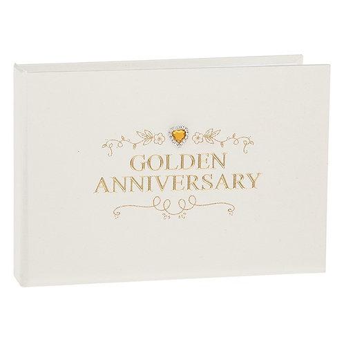 Jewel Golden Wedding Anniversary Album
