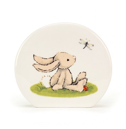 Jellycat Bashful Beige Bunny Money Box