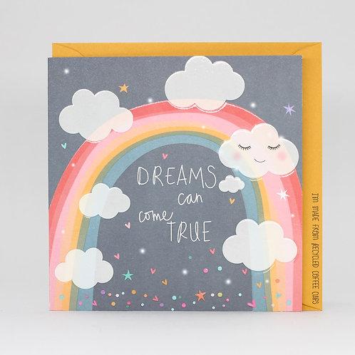 Dreams Can Come True Card