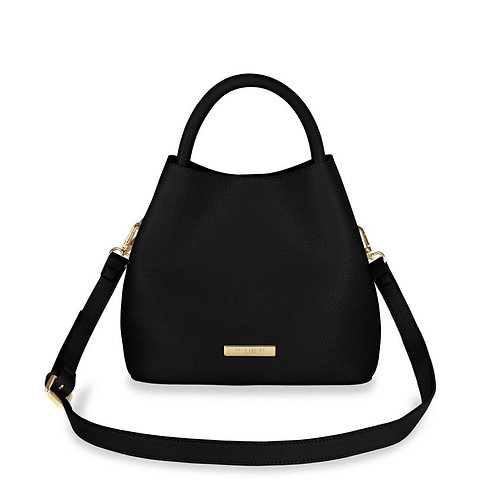 Katie Loxton Black Sienna Slouch Bag