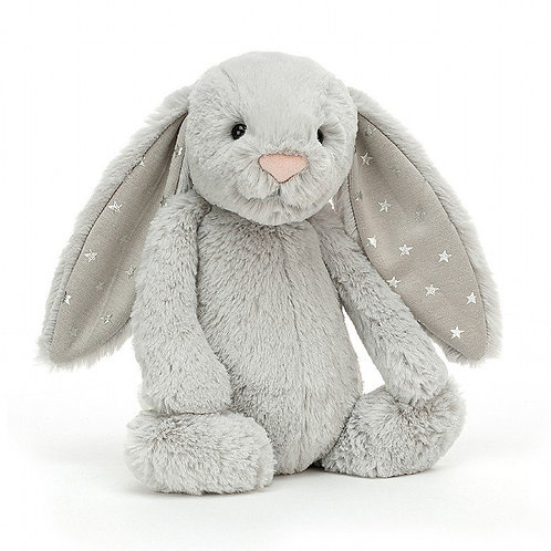 Jellycat Bashful Shimmer Bunny Medium