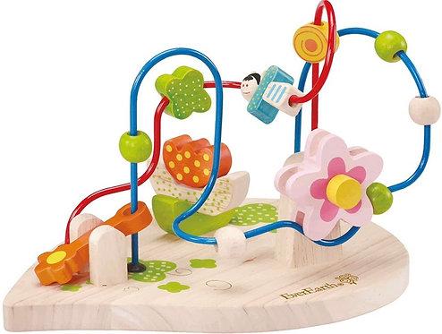 EverEarth Multi Fun Flower Bead Wooden Toy