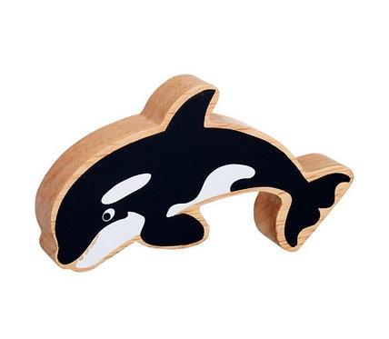 Lanka Kade Natural Black and White Orca