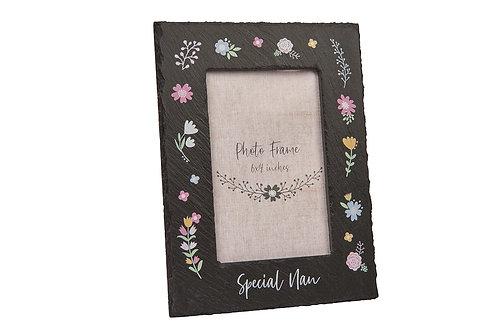 Special Nan Slate Frame